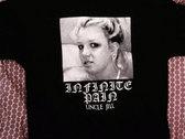 'INFINITE PAIN' T-shirt photo