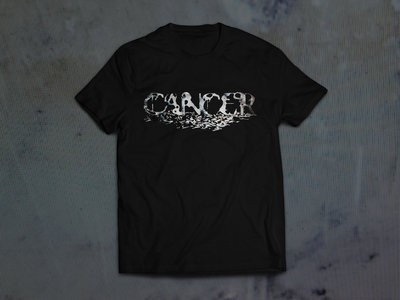 "Cancer ""Fuck every hole till it gapes"" T-shirt main photo"