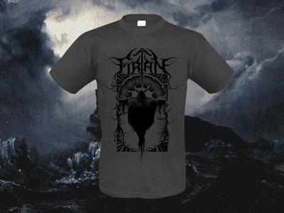 """T-Shirt """"Im Licht meiner Sonne"""" (Grey) main photo"""