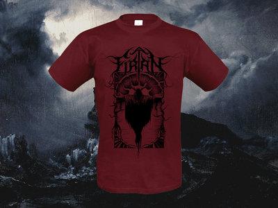 """T-Shirt """"Im Licht meiner Sonne"""" (Red) main photo"""