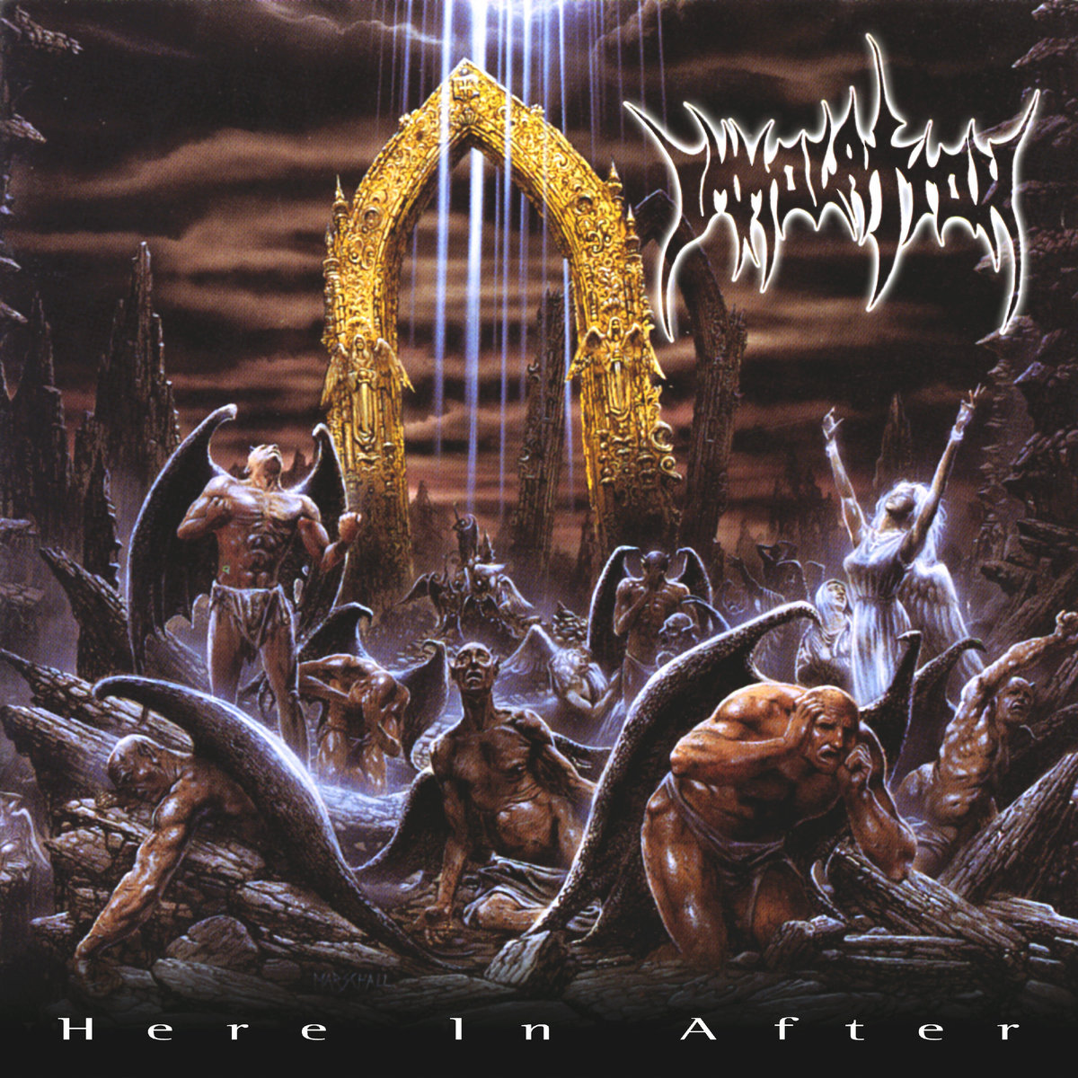 IMMOLATION - Here in After CD | Possession