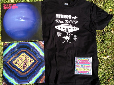 Terror of the Deep UFO T-shirt main photo