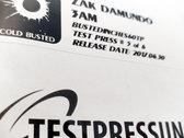 Zak Damundo - 3am (Test Pressing) photo
