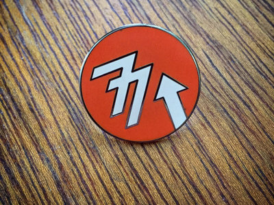 Limited 77 Rise Logo Enamel Pin main photo