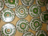 Green Cookie records 7inch adapter, wooden, handmade, only 33 copies photo