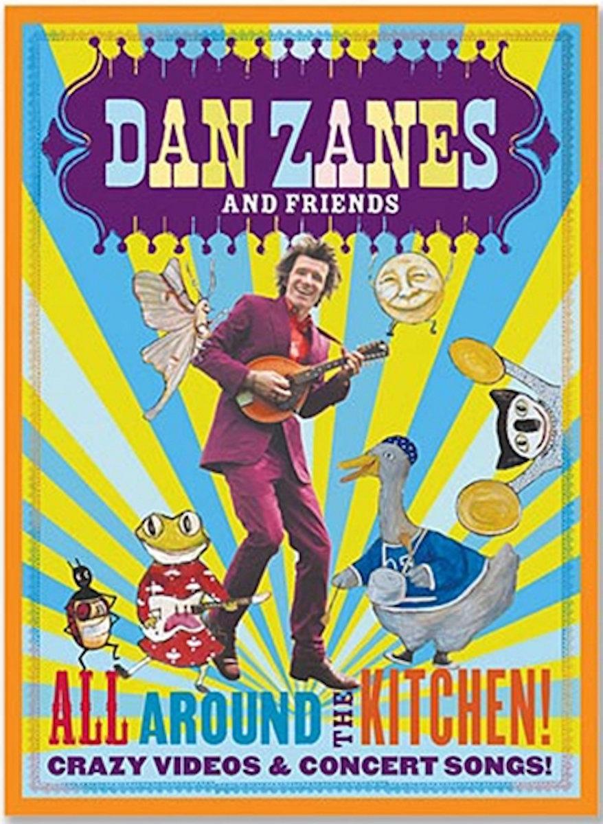 All Around The Kitchen! Live! DVD | Dan Zanes