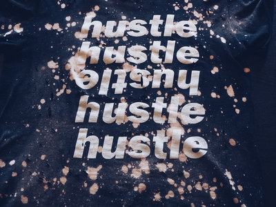"Custom One-of-a-Kind ""Hustle"" Shirt main photo"