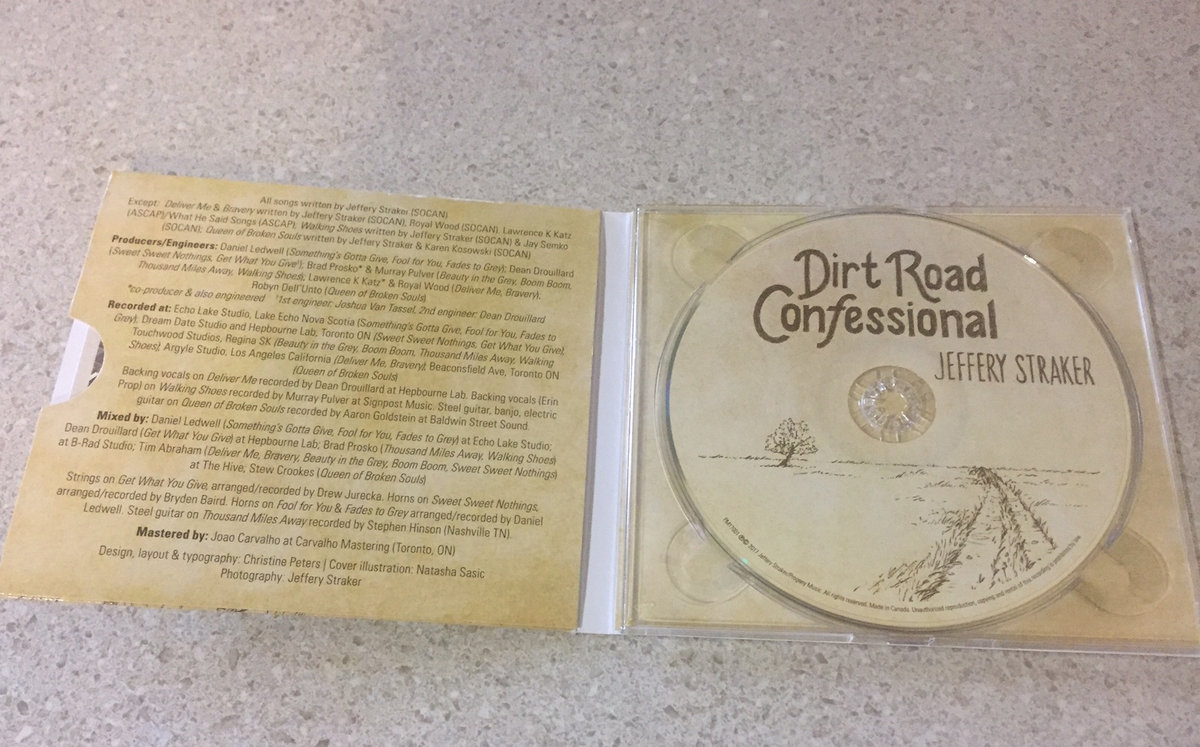 Dirt Road Confessional | Jeffery Straker