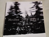 Mouse Dog Bird (Snow) Stickers photo