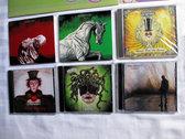 Arcade Messiah/KingBathmat/John Bassett CD Vinyl Tape Bundle photo