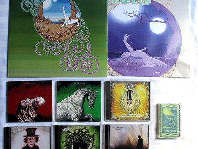 Arcade Messiah/KingBathmat/John Bassett CD Vinyl Tape Bundle main photo