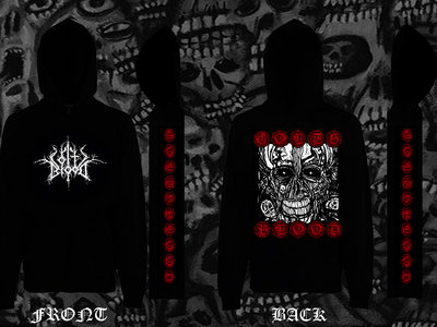 Ascending Into Shimmering Darkness pullover hoodie (Limited Edition) main photo