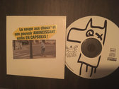 "LORENZO AND THE LAMAS ""WE EAT MEAT"" CD DEADSTOCK EXCLUSIF n°2 photo"