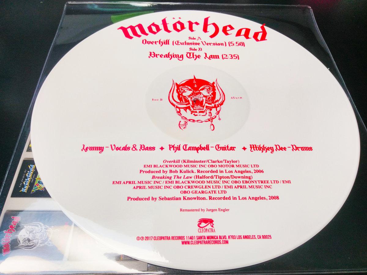 Motorhead – Overkill | Motörhead