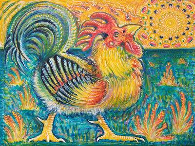 The Oddest Chicken main photo