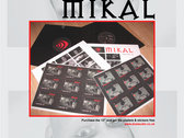 """Mikal - Spirited EP - 12"""" vinyl 