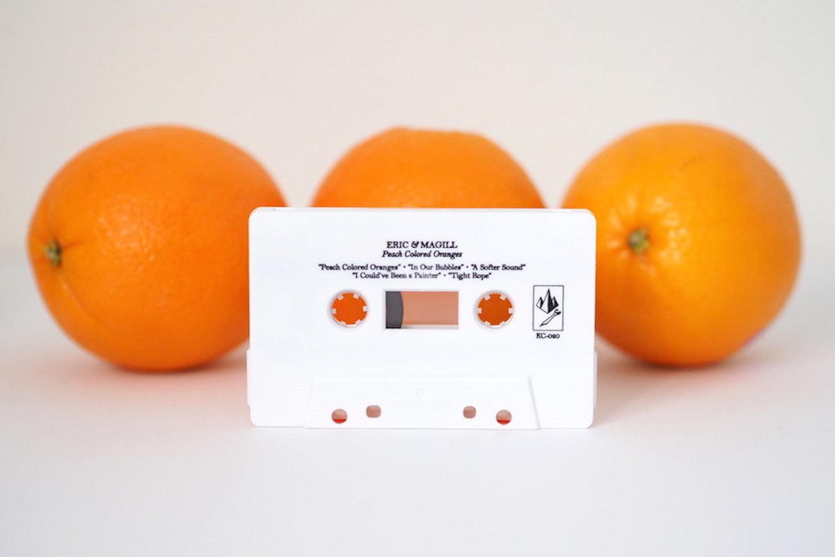 peach colored oranges eric magill