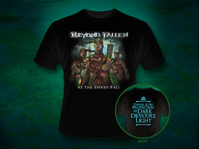As The Spires Fall T-shirt main photo