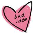 bad idea image