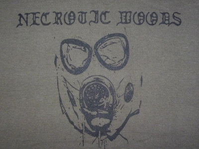 Respirator Girlie-T, charcoal (dark grey), x-large (incl. free download!) main photo