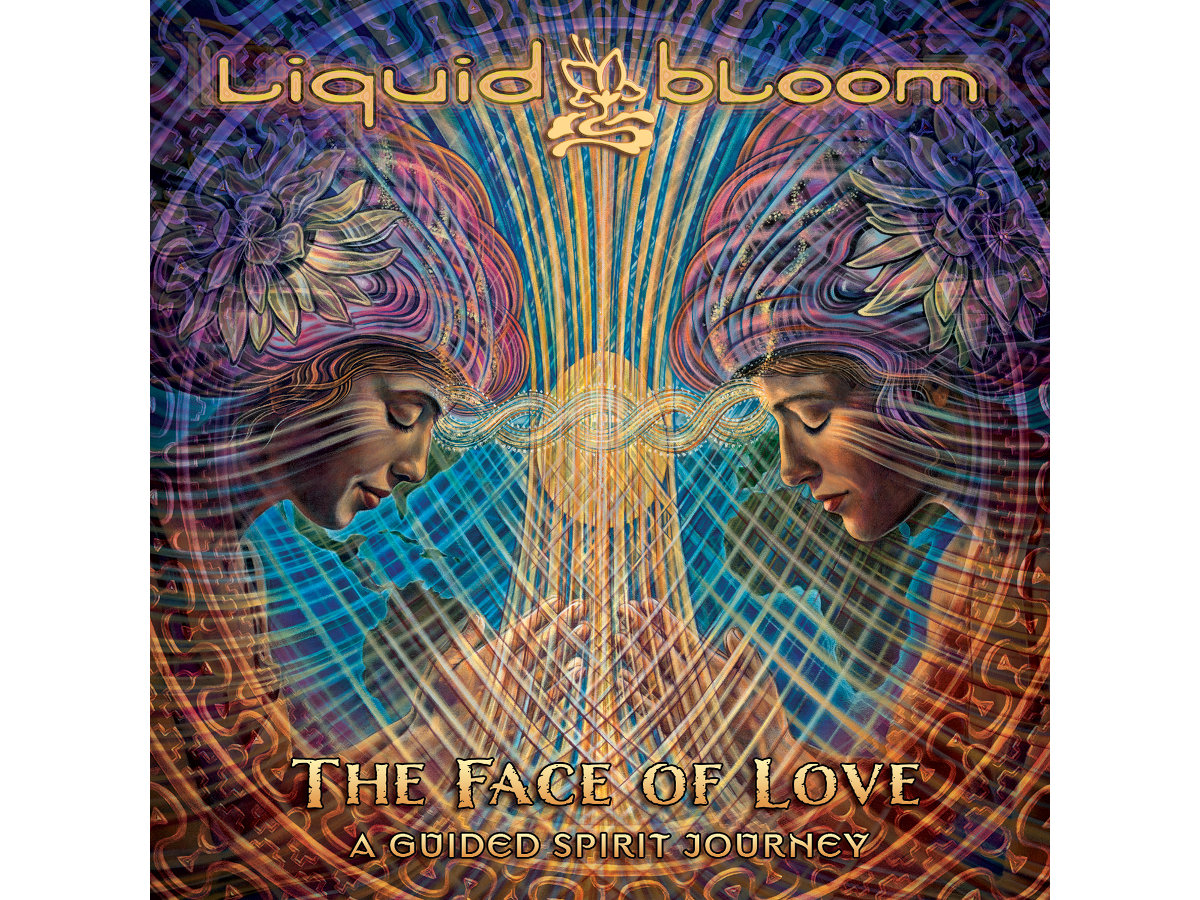 The Face of Love | Liquid Bloom