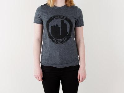 Siloen Booking Logo Grey T-shirt main photo