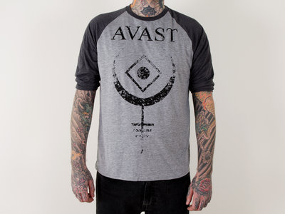 Avast Symbol Grey 3/4-sleeve main photo