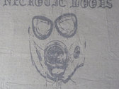 Respirator Girlie-T, charcoal (dark grey), x-large (incl. free download!) photo