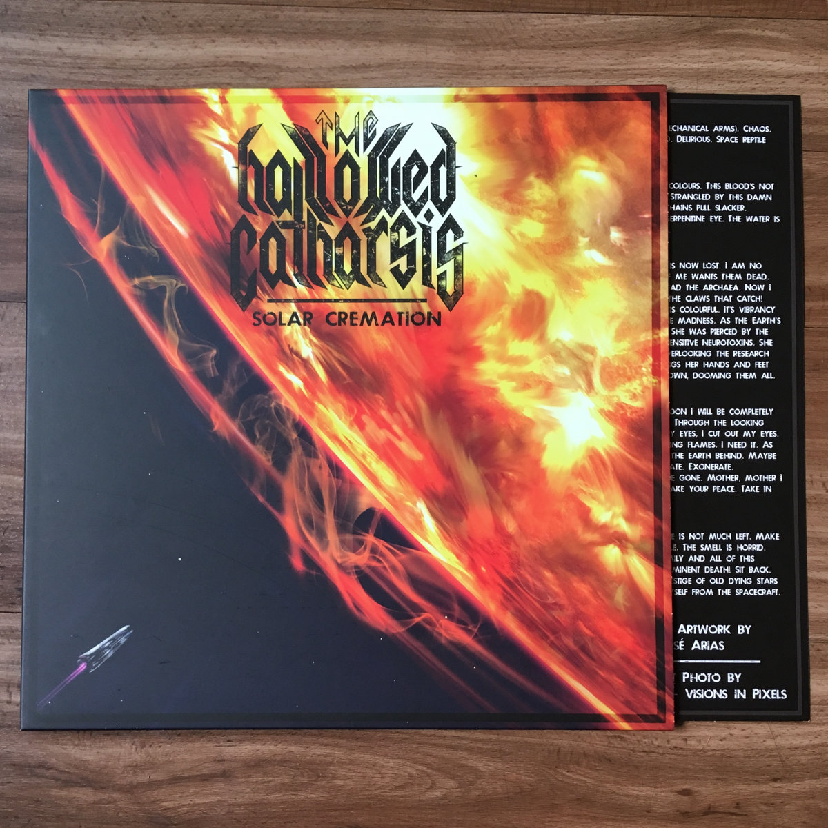 Solar Cremation   The Hallowed Catharsis