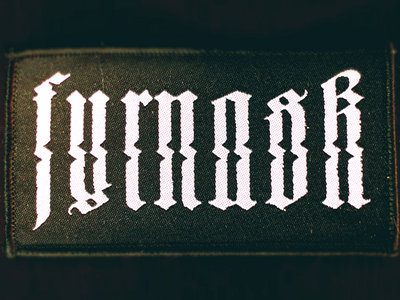 "Fyrnask ""Logo Patch"" main photo"