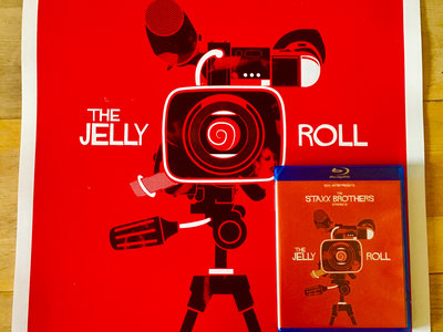 The Jelly Roll movie & screen print poster main photo