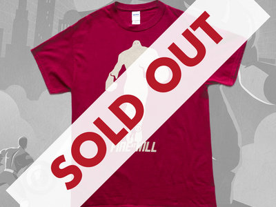 SOLD OUT - Titan shirt - red main photo