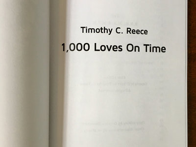 1,000 Loves On Time main photo