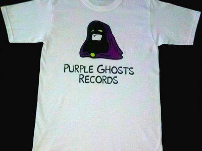 Purple Ghosts Records - Tee main photo