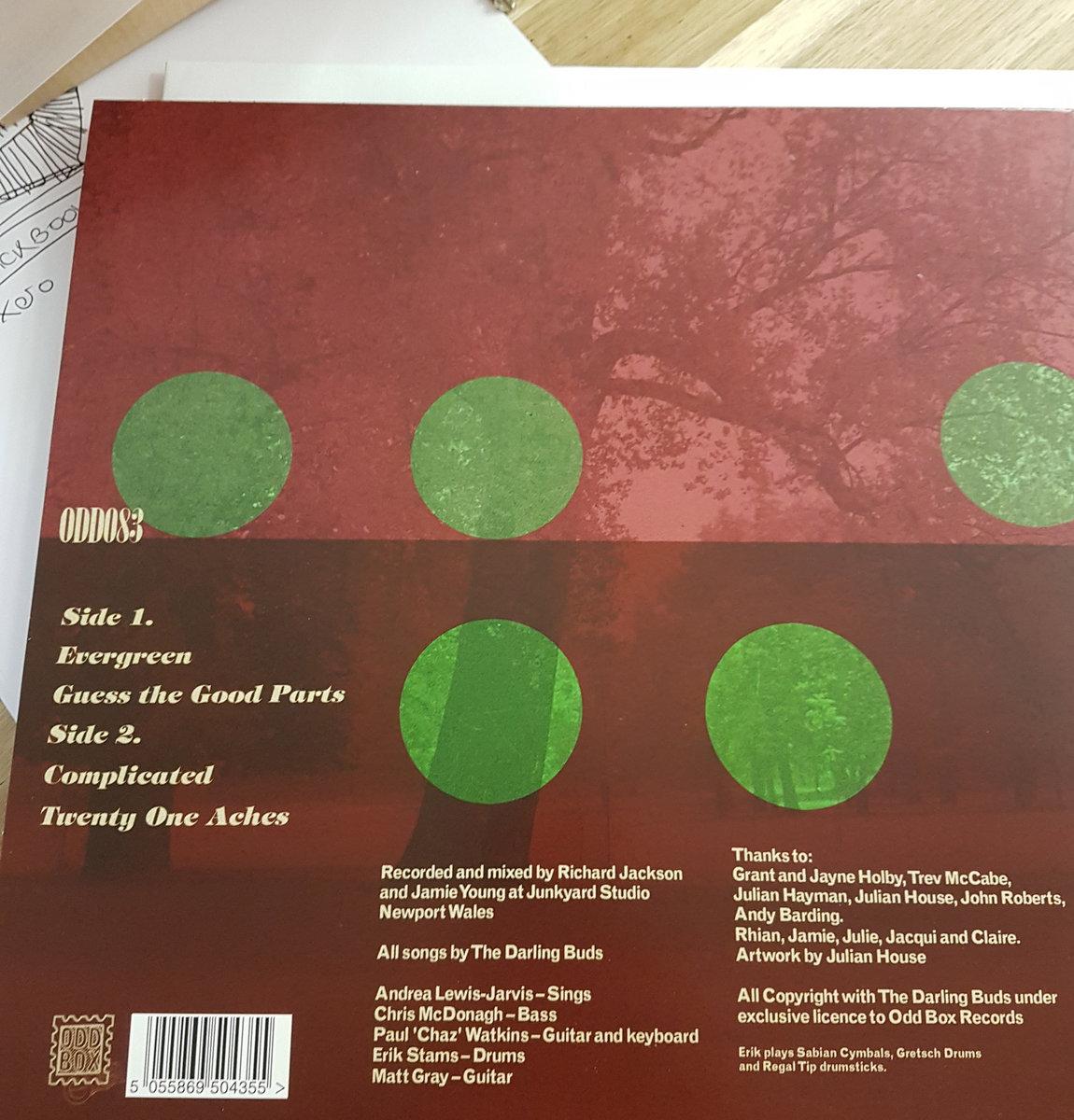 Evergreen EP | Odd Box Records