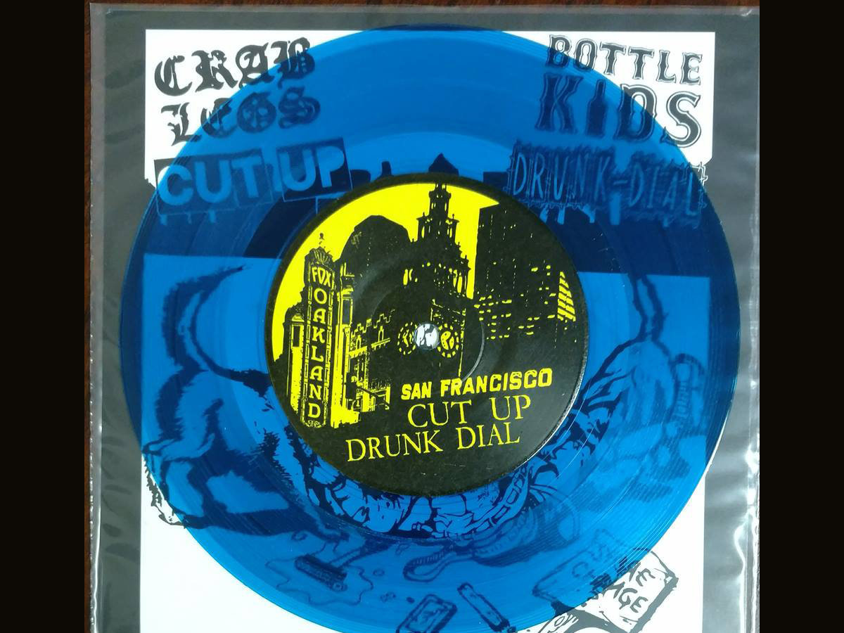 bottle kids crab legs cut up drunk dial split bottle kids