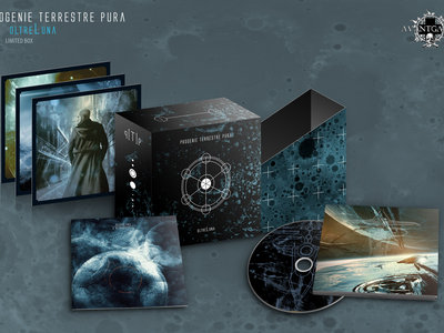 Progenie Terrestre Pura 'oltreLuna' Limited Box CD **PreOrder main photo