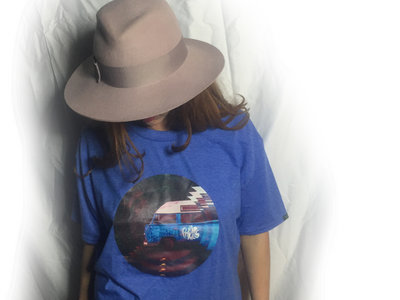 Rusty T Shirt - Blue main photo
