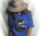 Rusty T Shirt - Blue photo