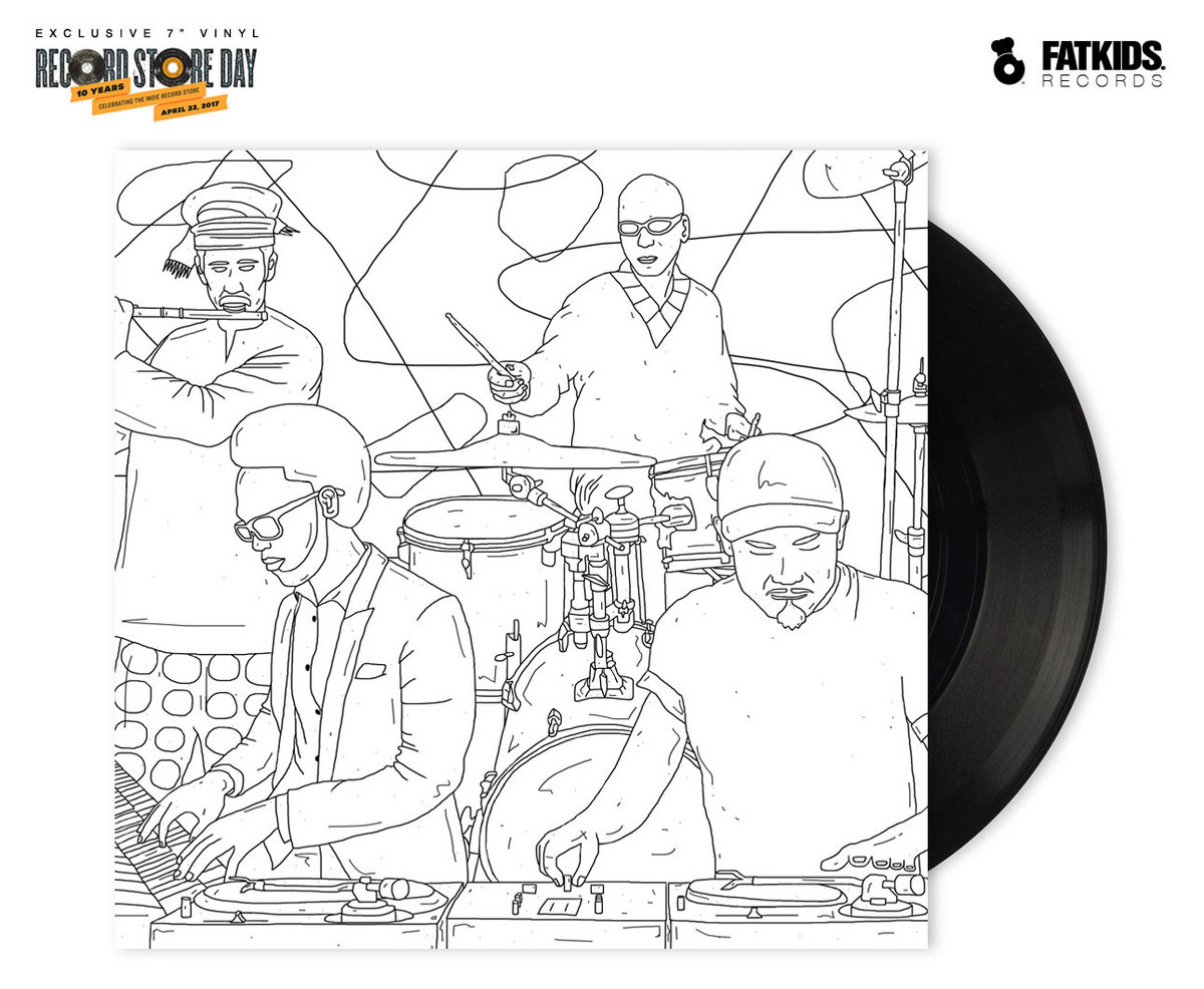 Coloring Book RSD 17 Exclusive