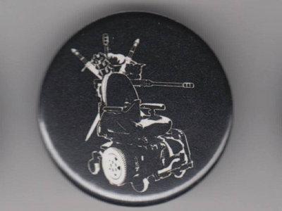 wheelchair warrior button main photo