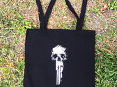DEATH KEY TOTE BAG (+ Stickers) photo