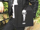 """PACK BAG FOW : Tote Bag + Fury On Wheels / Vinyl 12"""" photo"""