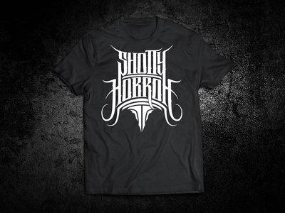 Shotty Horroh Logo T-Shirt BLACK main photo