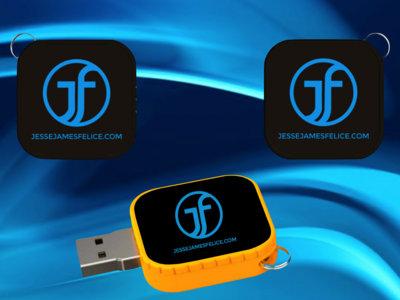 4 GB Custom USB Flash Drive main photo