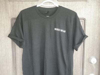 Worse For Wear Logo Tee. main photo