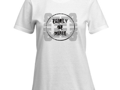 Women's Double logo T-shirt main photo