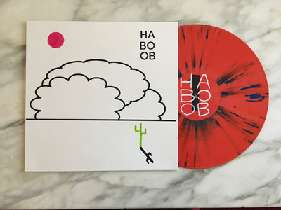 "Haboob (2nd ed) vinyl 12"" main photo"