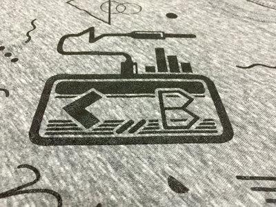 Cheapbeats retrofuturist shirt main photo