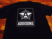 Addisons Logo Shirt + Invisible Falls State Park CD + Beer Koozie + Sticker photo